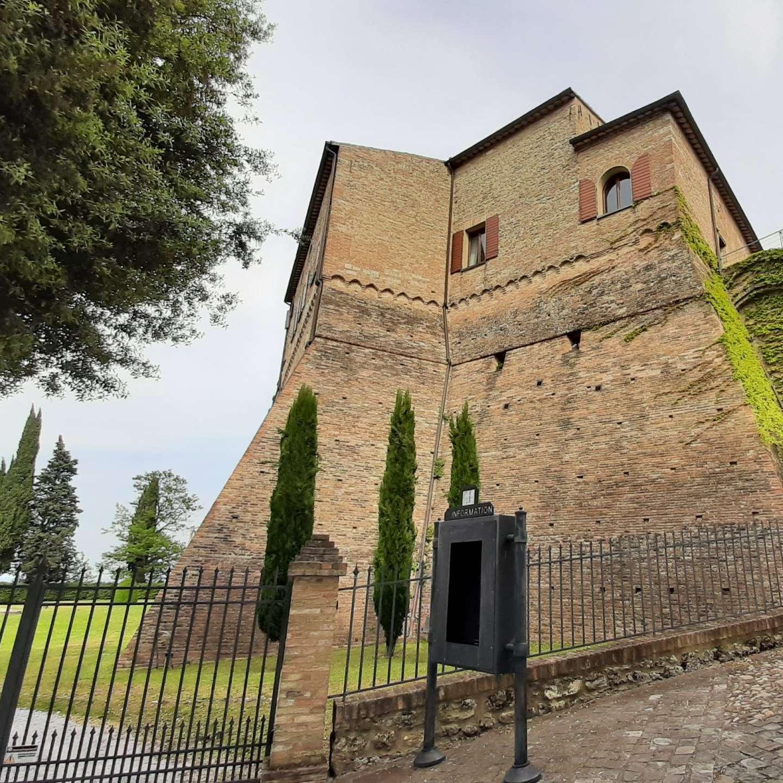 Cortile della Rocca