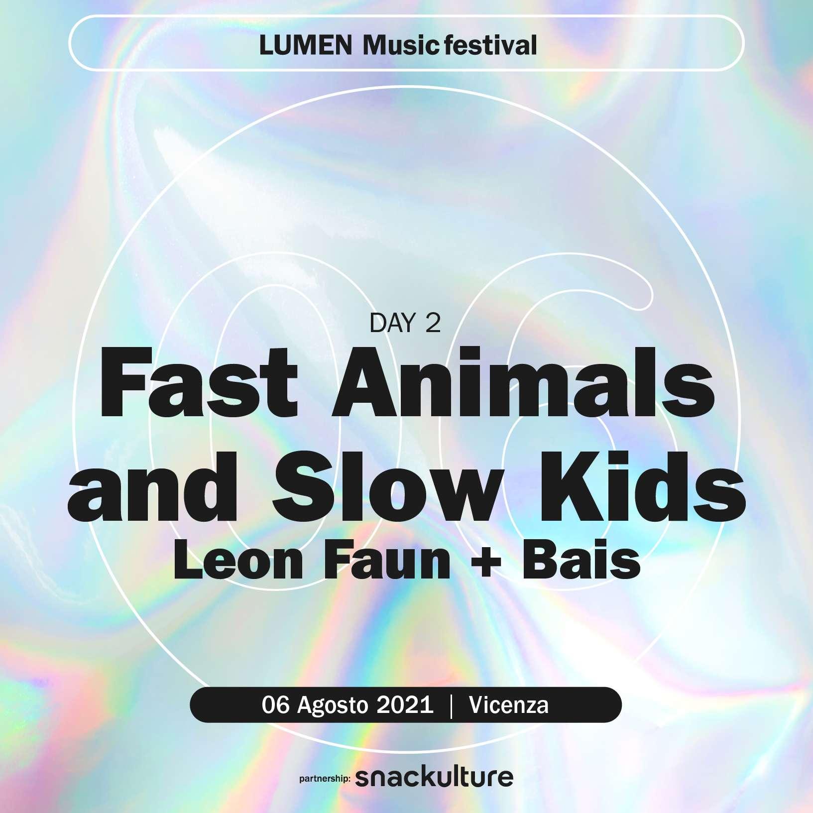 DAY 2 - Lumen Festival 2021 Spark / VI
