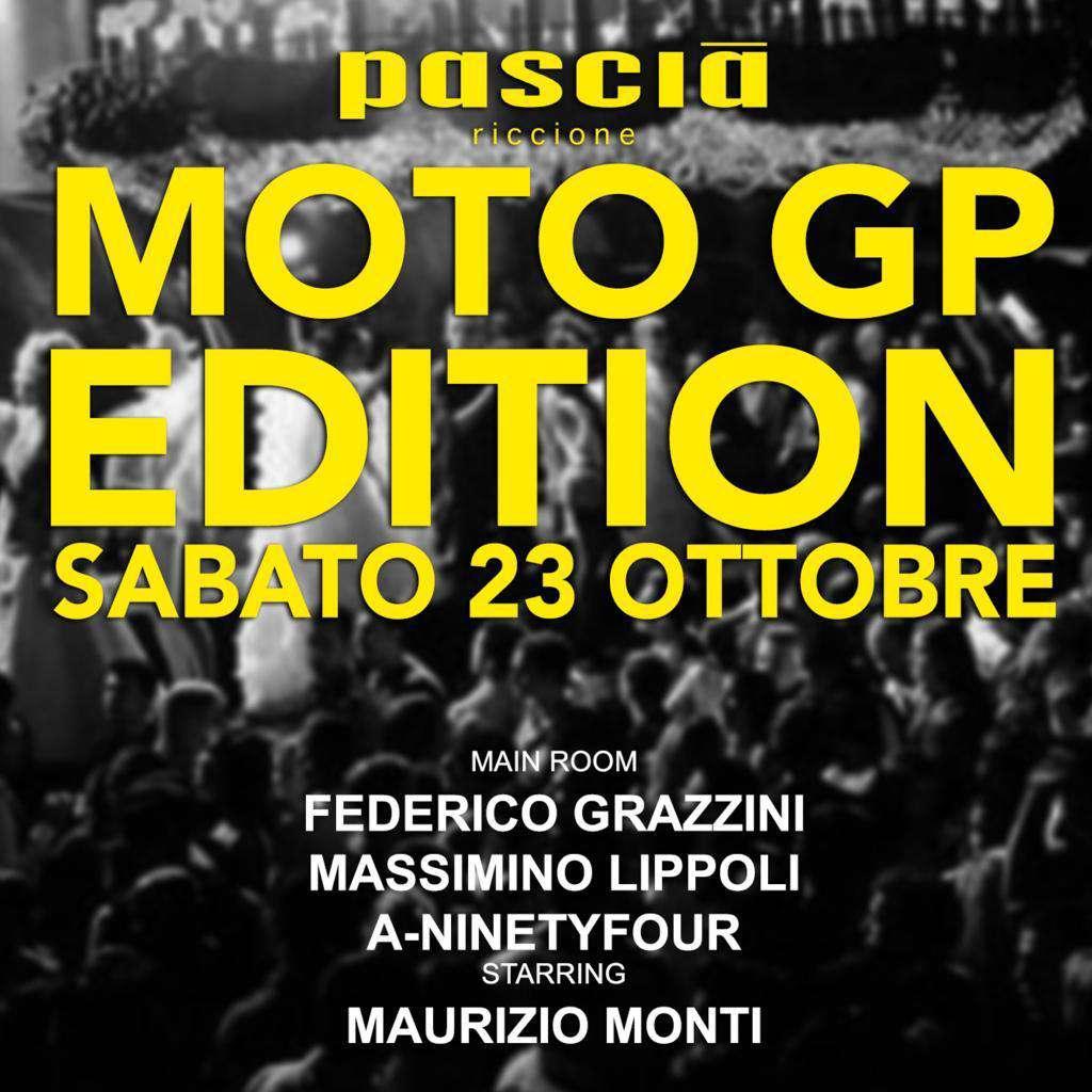 RED BULL | PASCIÅ MOTO GP EDITION | 23.10.21 Pascia Club Riccione  / RN