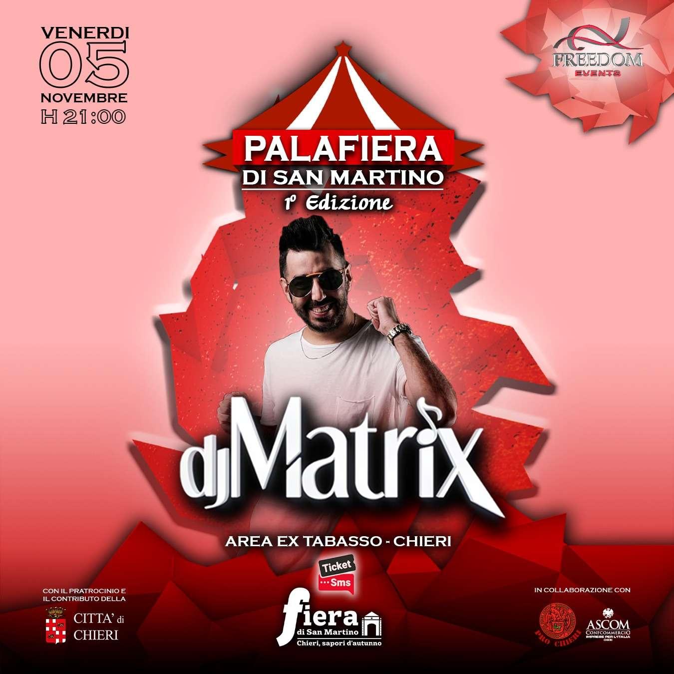 DJ MATRIX - AREA EX TABASSO CHIERI AREA TABASSO  / TO