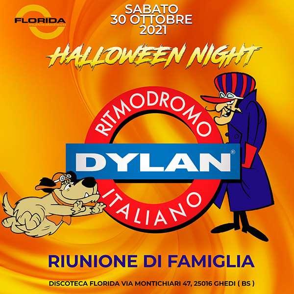 30/10/2021 DYLAN @ Florida - riunione di famiglia Discoteca Florida / BS