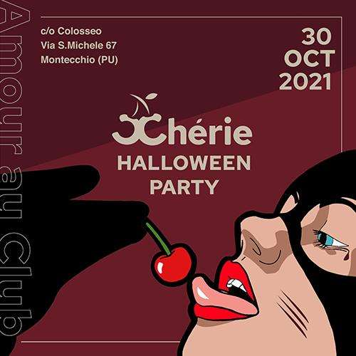 Cherie Halloween Party Colosseo Mood Club / PU