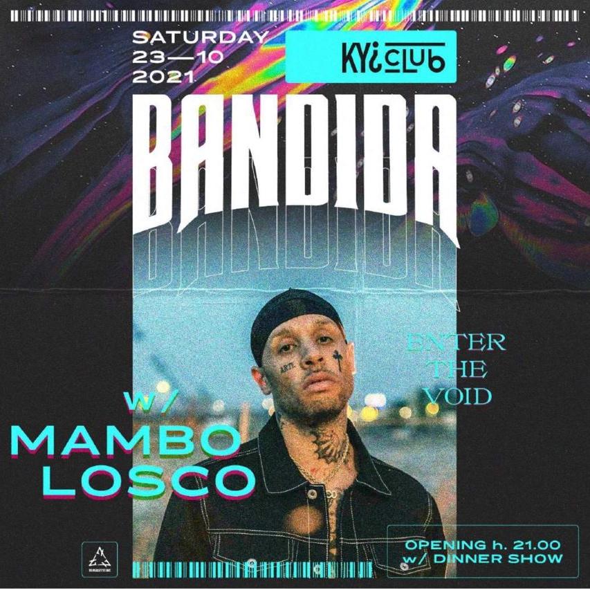*Mambolosco Sabato 23 Ottobre KYI CLUB LIVE / MO