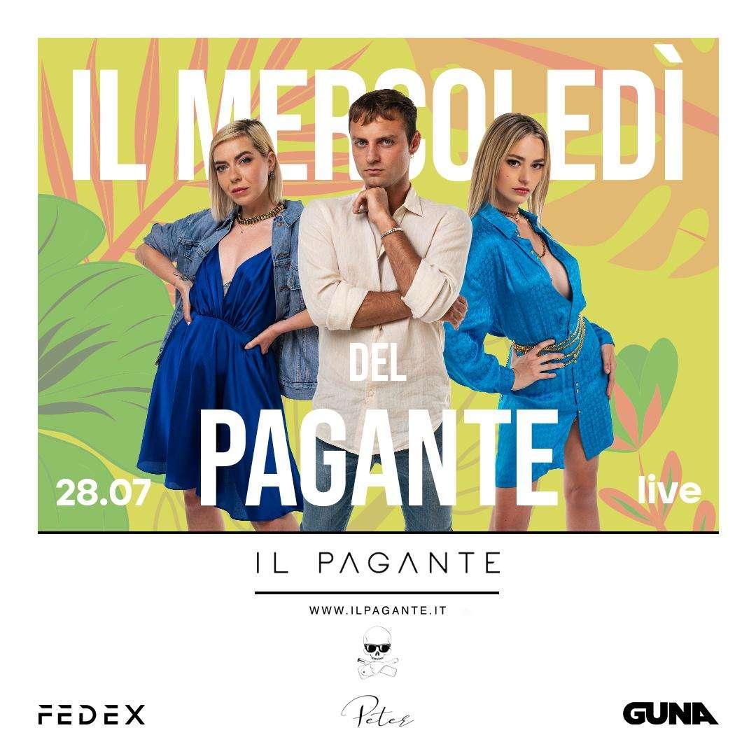 IL PAGANTE - MERCOLEDI' 28 LUGLIO Peter Pan Club Cattolica