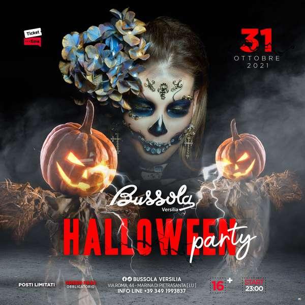 Halloween Party - Bussola Versilia - Marina di Pietrasanta Bussola Versilia / LU