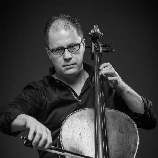 Gulda Cello Concerto Cortile Palazzo Broletto / BS