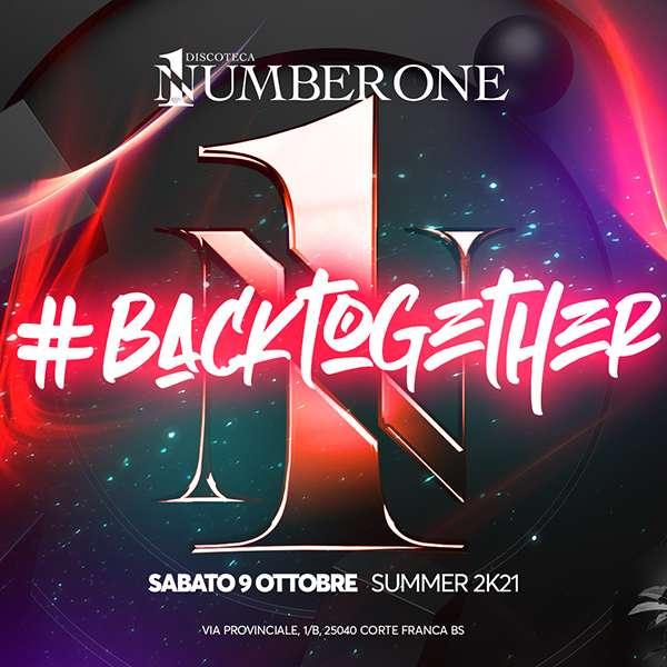 09/10 BACK TOGETHER - NUMBER ONE NUMBER ONE Corte Franca