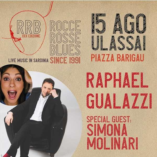Raphael Gualazzi + Simona Molinari Piazza Barigau / NU