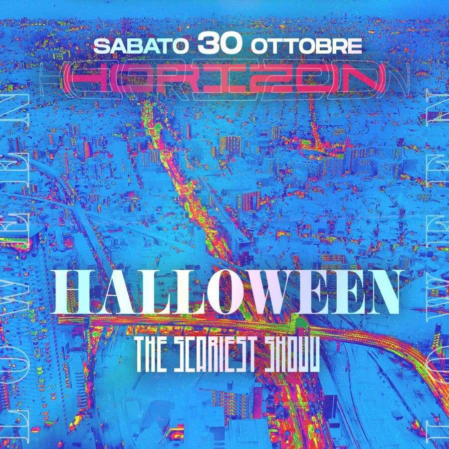 Horizon • The craziest Halloween - #SaturdayLaCrepa La Crepa / MO