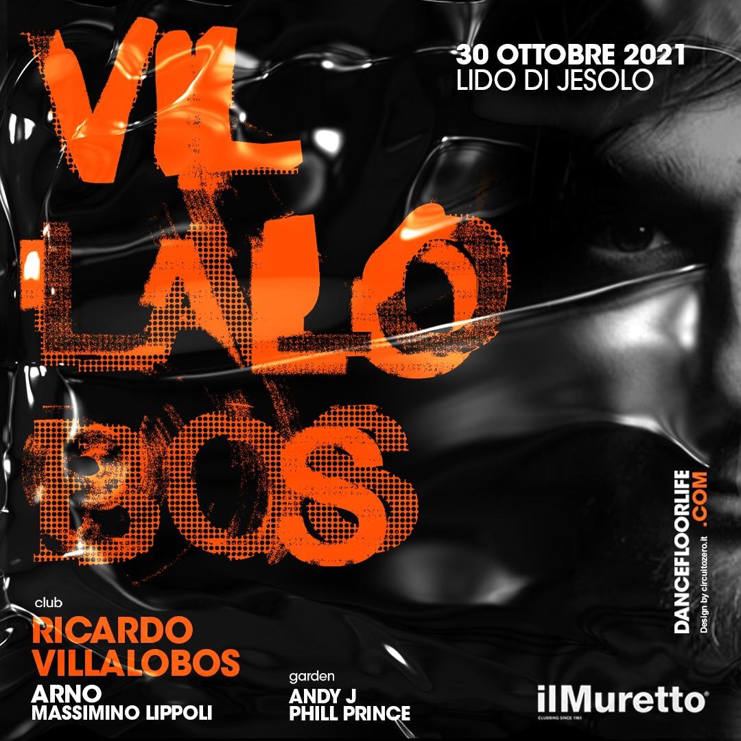 30/10 Villalobos - Il Muretto Il Muretto / VE