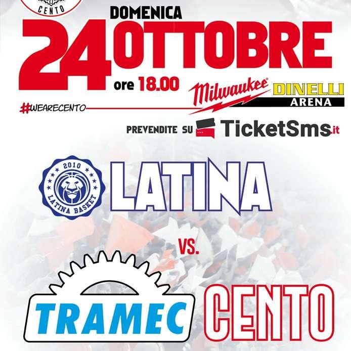 Tramec Cento vs. Latina Milwaukee Dinelli Arena / FE