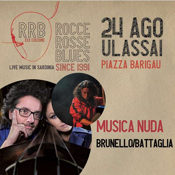 Musica Nuda / Brunello|Battaglia Piazza Barigau / NU