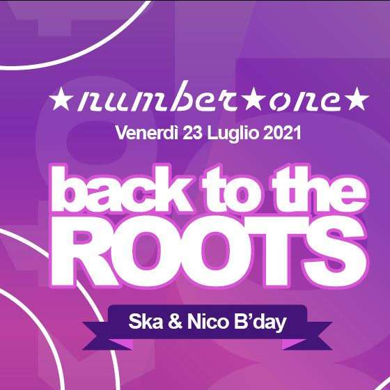 V.23.07 - Back To The Roots - Number One NUMBER ONE Corte Franca
