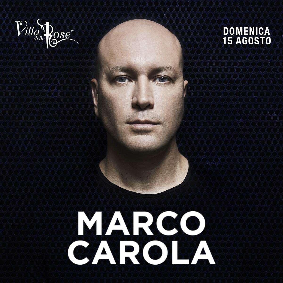 MARCO CAROLA - 15 AGOSTO Villa delle Rose  / RN