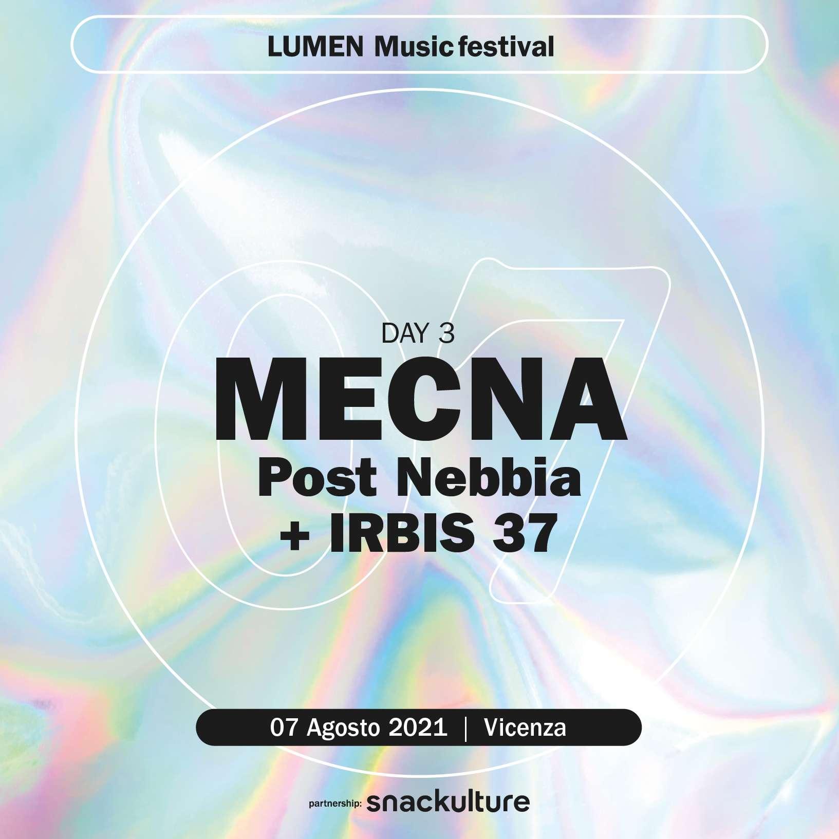 DAY 3 - Lumen Festival 2021 Spark / VI