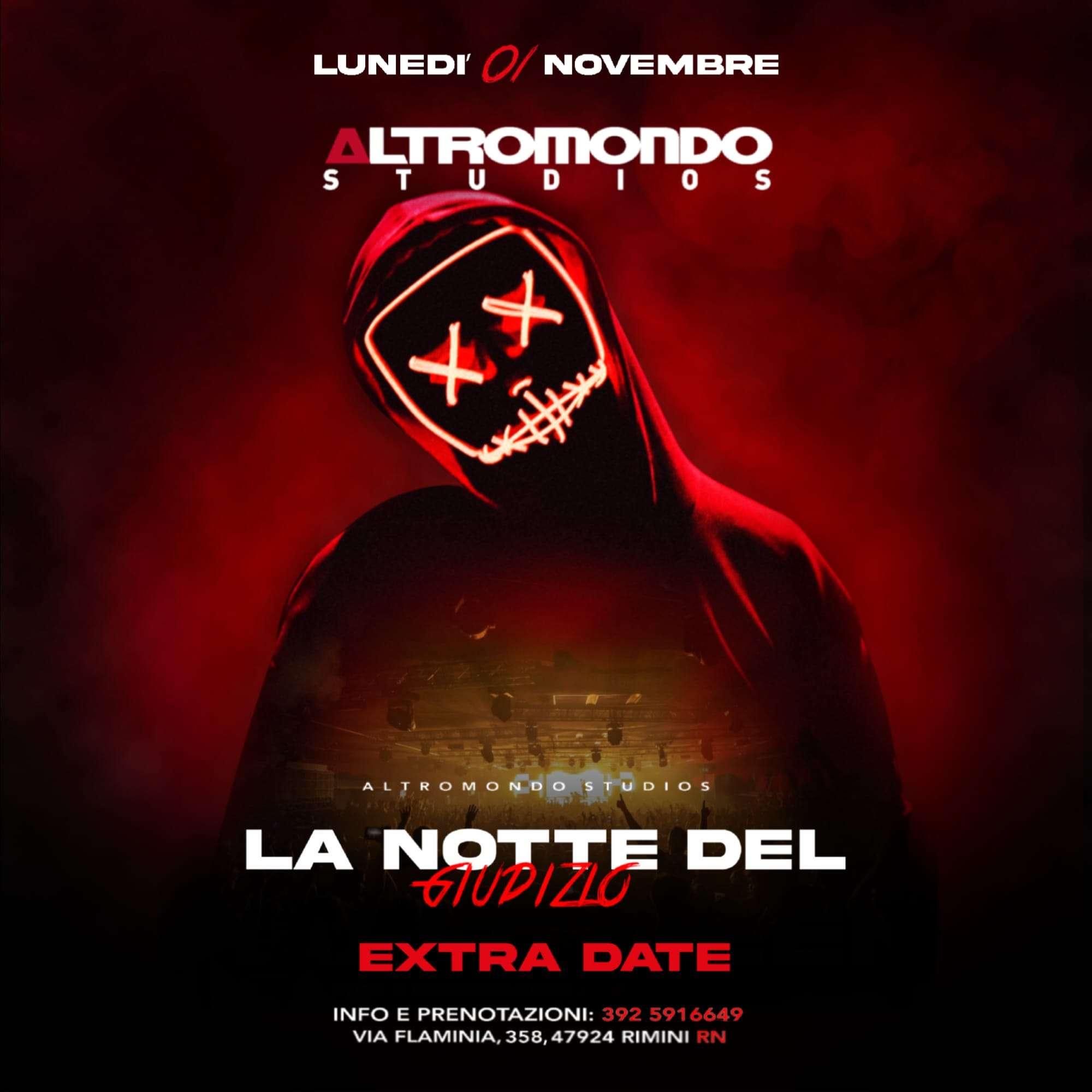 01/11 EXTRA DATE ALTROMONDO STUDIOS Altromondo Studios / RN