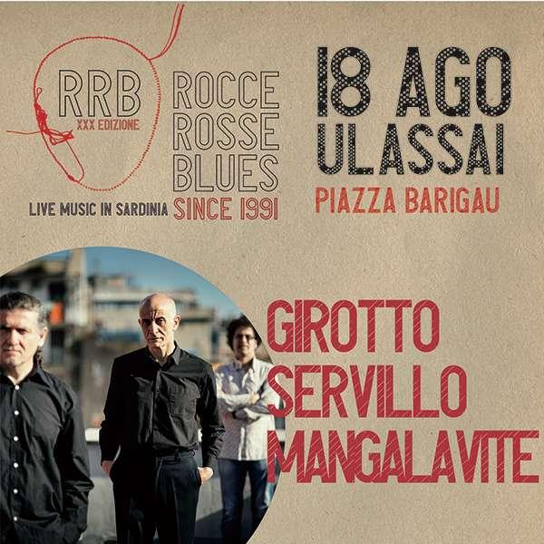 Servillo / Girotto / Mangalavite  Piazza Barigau / NU