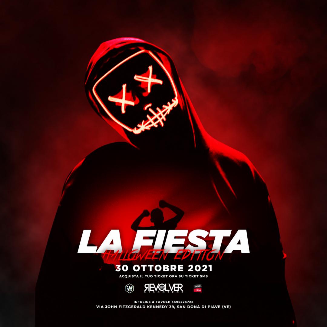LA FIESTA - HALLOWEEN EDITION - 30.10 Revolver Club / VE