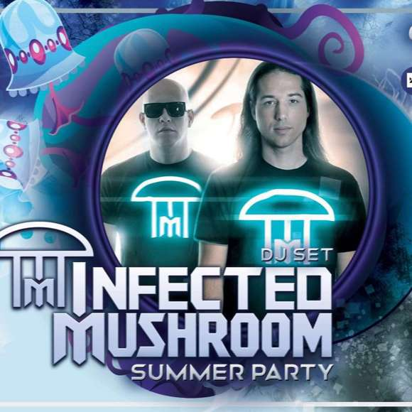 01/06/21 | Infected Mushroom - ECU Rimini | ECU CLUB Rimini / RI