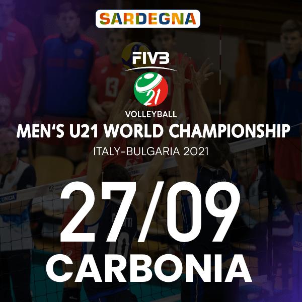 Carbonia 27/09 - FIVB Men's U21 World Championship Palazzetto dello Sport - Carbonia / CA