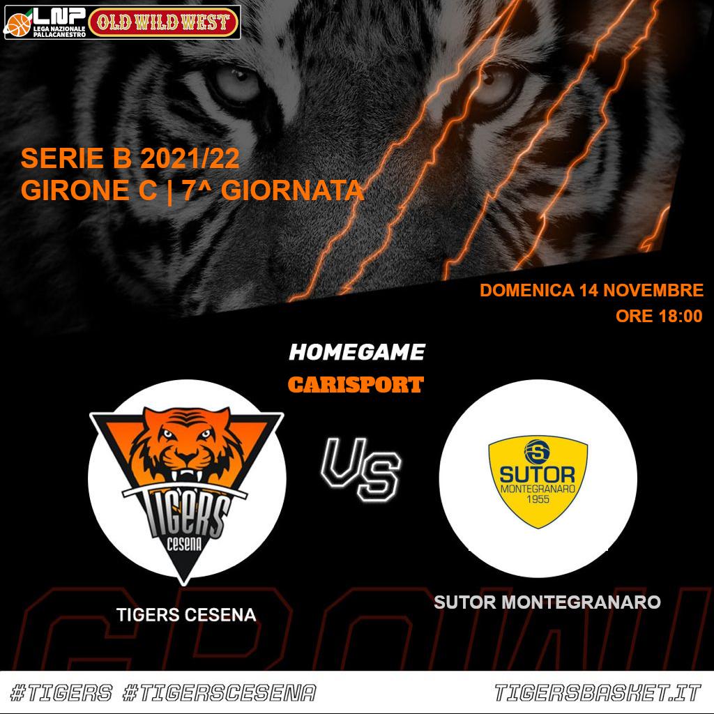 Tigers vs. Sutor Premiata Montegranaro CARISPORT / FC