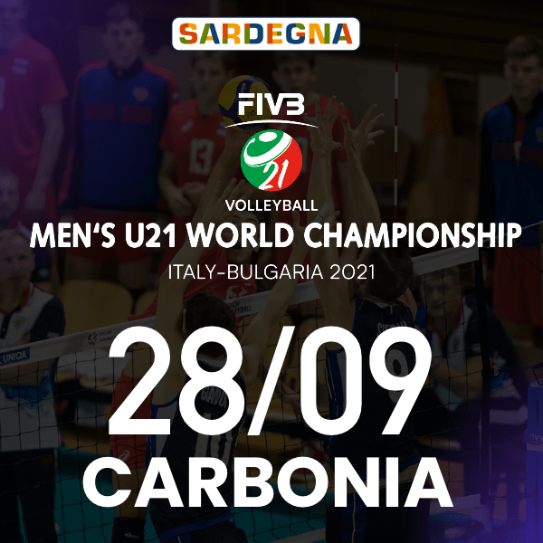 Carbonia 28/09 - FIVB Men's U21 World Championship Palazzetto dello Sport - Carbonia / CA