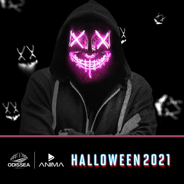 HALLOWEEN 2021 ANIMA CLUB ODISSEA  / TV