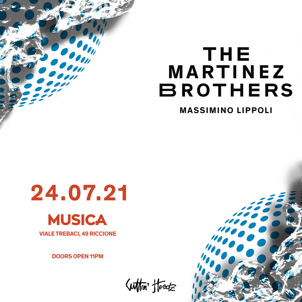 Sat 24th July | h 23:00 Musicariccione | Opening Party Musicariccione RICCIONE