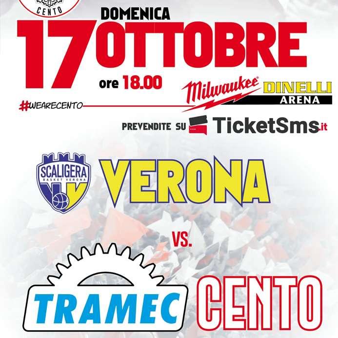 Tramec Cento vs. Verona Milwaukee Dinelli Arena Cento