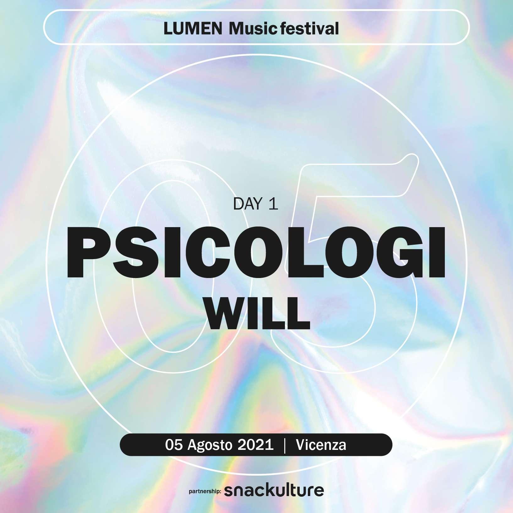 DAY 1 - Lumen Festival 2021 Spark / VI