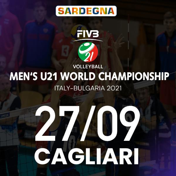 27/09 Cagliari -   FIVB Men's U21 World Championship Palapirastu - Cagliari / CA