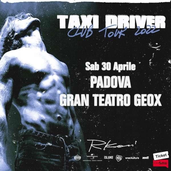 30/04 RKOMI - Gran Teatro Geox - Padova Gran Teatro Geox Padova / PD