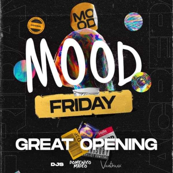 22/10 Mood Friday Great Opening - La Crepa La Crepa / MO