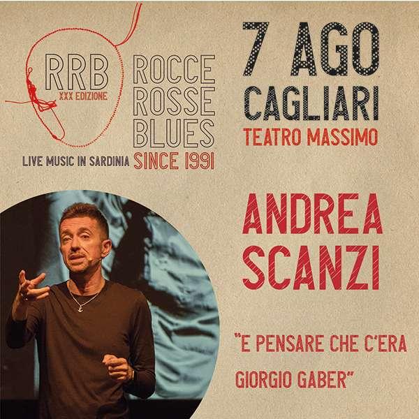 Andrea Scanzi  Teatro Massimo / CA