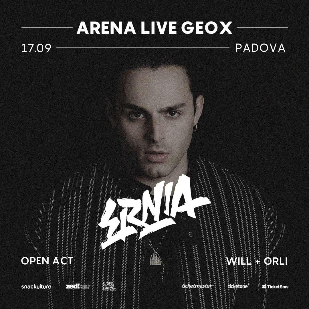 ERNIA - Padova 17/09/2021 Arena Live Geox PADOVA