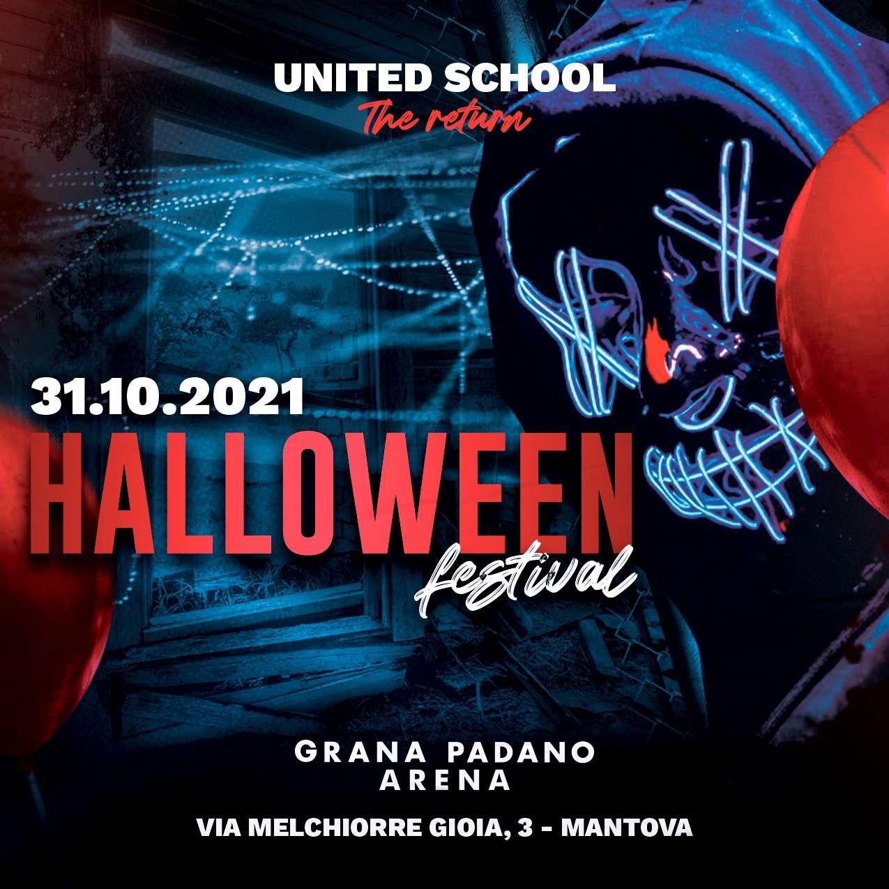 United School Festival  Grana Padano Arena & Theatre Mantova